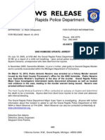 05-63672 Navarro Arrest