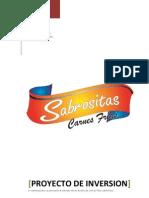 GUIA  DE CONTENIDO PARA LA PRESENTACIÒN FINAL DEL PROYECTO DE INVERSIÒN2