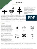 7 Simboluri