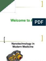 Nanotechnology in Modern Medicine