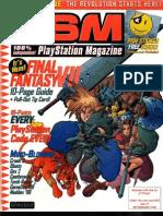 Playstation Magazine issue 1 (psm)