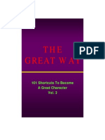 The Great Way Vol 3