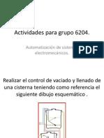 Actividades Para Grupo 6204