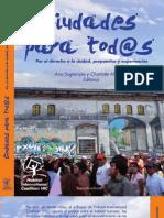 Cuidades Para Todos HIC-2011
