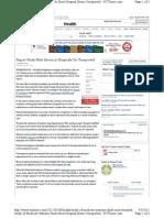 NYT - Malpractice Articles