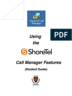 ShoreWare.call.Manager.student.guide