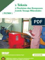 Pedoman Teknis Standardisasi Peralatan Dan Komponen PLTMH
