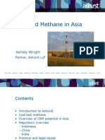 Coalbed Methane in Asia