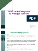 NetApp Basics