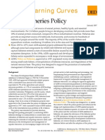 ADB's Fisheries Policy