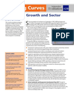 Cambodia - Growth and Sector Reforms