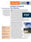 Country Assistance Program Evaluation for Bhutan