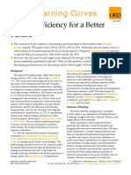 Energy Efficiency for a Better Future