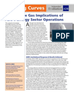 Greenhouse Gas Implications of ADB's Energy Sector Operations