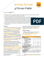 Harnessing Private-Public Synergies