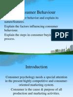 Consumer Behaviour 2 Ppt @ Bec Doms 2009 Bagalkot Mba