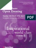 PG Open Eve 2012 Brochure v3