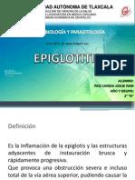 Expo - Epiglotitis
