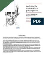 Zombie Culture Time Machine Symposium