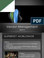 Vendor Management 4