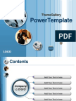 PPT Chart Templates