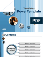 PPT Chart Templates