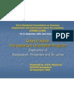 02 Good Practice Pre-Departure Orientation Program