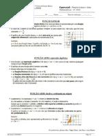 Essencial - Funções linear- afim -constante