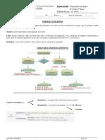 Essencial - Organização e tratamento de dados