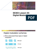EE303Sp09 L20 Digital Modulation 2