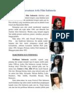 Hari Persatuan Artis Film Indonesia