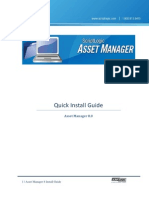 Script Logic Asset Manager 8 Quick Install Guide