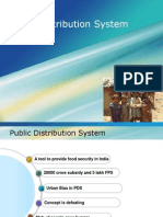 Public Distribution System