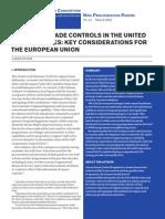 Strategic Trade controls in the United Arab Emirates