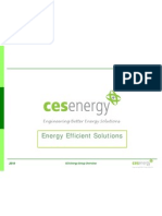 Energy Efficient Solutions