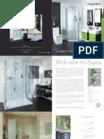 Aqata Complete Collection 2012 Brochure