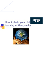 Geography Tips