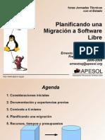Planificando Una Migracion a Software Libre