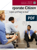 Corporate Citizen Issue 6