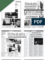 Versión impresa del periódico El mexiquense 13 marzo 2012