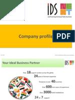 IDS NEXT Corporate Brochure