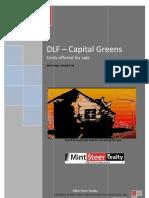DLF Capital Greens- Minsteer Realty