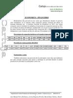 10. Análisis Económico-Financiero