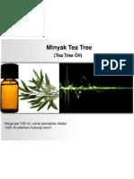 Minyak T Tree