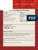 G2 How We Organise Ourselves Overview
