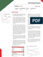 FATIMA Brief Report - NextCap