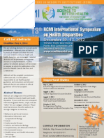 RCMI2012 - Call for Abstracts Poster
