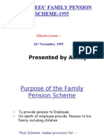Family Pension Scheme - 1995 702