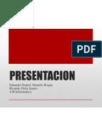 Presentacion de Margarita en Corto