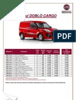 Fisa Doblo Cargo 2011